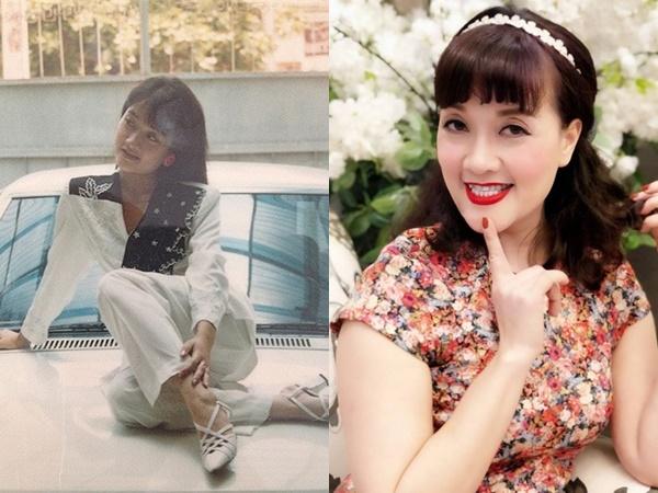 Ít người biết rằng, danh hài Vân Dung từng đi thi Hoa hậu và lọt top 15