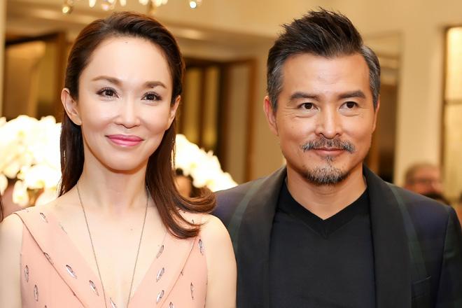 Đến Việt Nam, vợ chồng 'Thần điêu đại hiệp' trông xuống sắc ở tuổi U50 - Ảnh 3