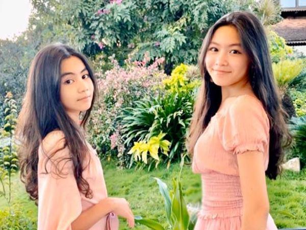 Hai ái nữ xinh đẹp của Quyền Linh mặc đồ ngủ cũng khiến MXH 'điên đảo', đáng chú ý là lời nhắn của nam MC