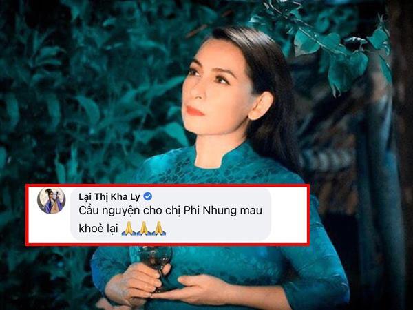 Hay tin sức khỏe Phi Nhung chuyển biến xấu, dàn sao Việt đồng loạt cầu nguyện cho nữ ca sĩ