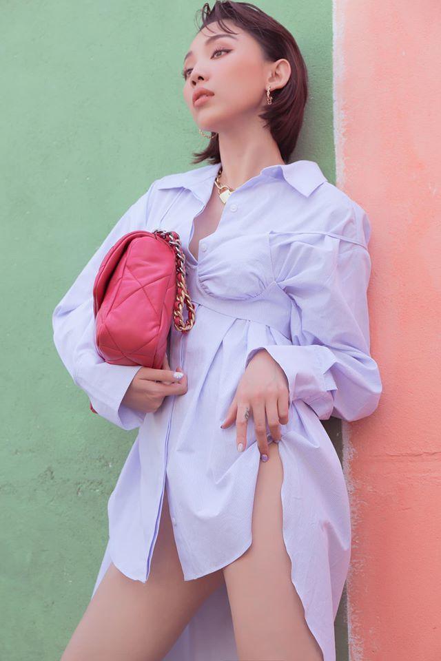 Netizen 'rần rần' khi Tóc Tiên khoe bộ trang phục 'mặc như không mặc', thực tế thì cô còn có nhiều pha lên đồ 'hư hỏng' hơn - Ảnh 3