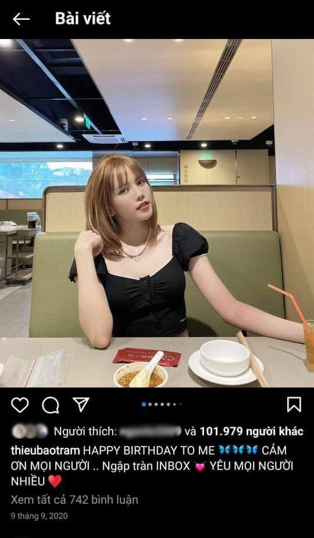 Thiều Bảo Trâm được 'nhân vật đặc biệt' làm sinh nhật bất ngờ, netizen chỉ thắc mắc sao nữ ca sĩ có nhiều ngày sinh thế nhỉ? - Ảnh 5