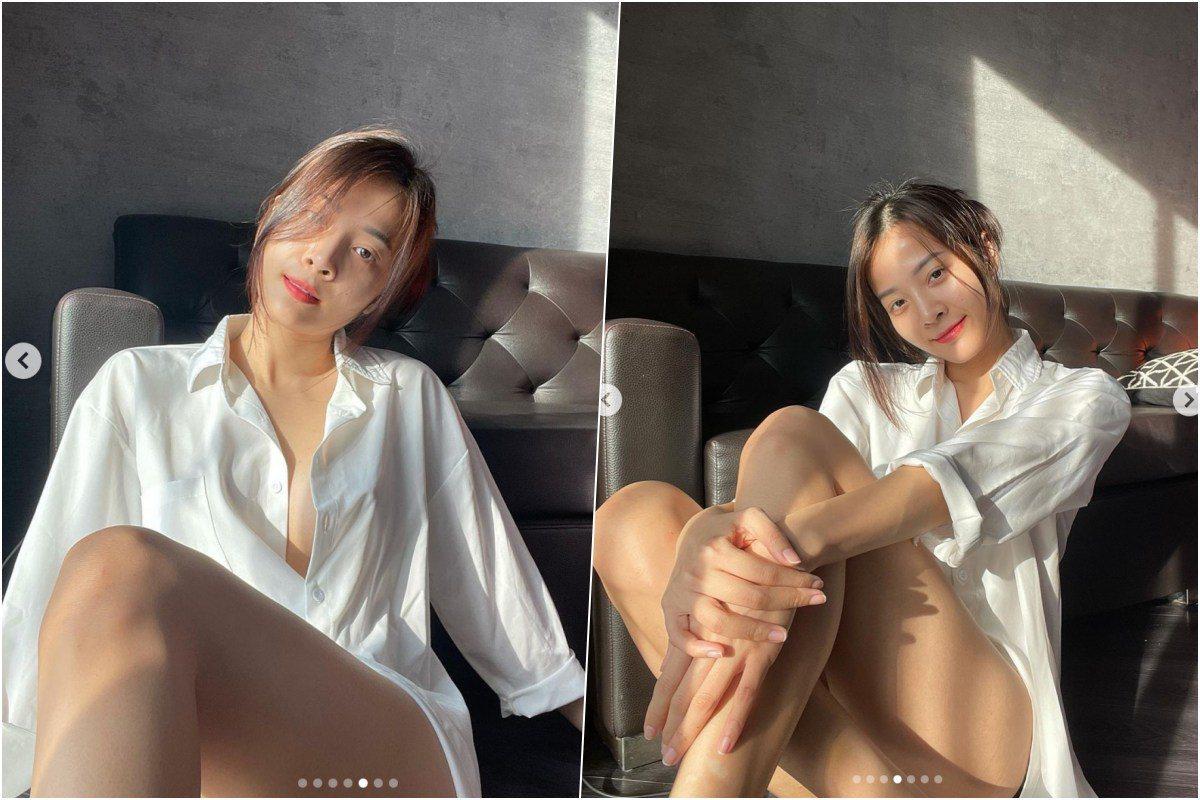Trái ngược với Hoa hậu Hương Giang ở ẩn quá lâu, 'tình địch' thì chăm khoe ảnh 'thả rông' hút mắt thế này! - Ảnh 3
