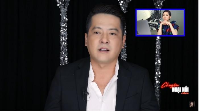 Vợ cũ diễn viên Hoàng Anh chia sẻ clip Nathan Lee 'quát' người mẫu Xuân Lan, chuyện gì đây? - Ảnh 3