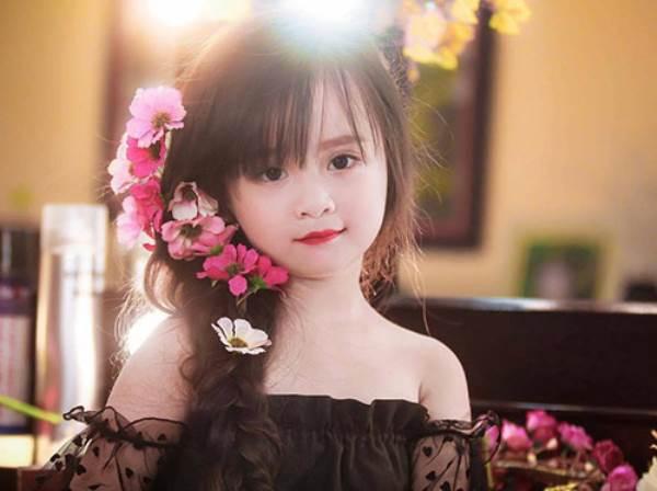 Bé gái Tuyên Quang 6 tuổi xinh đẹp như thiên thần trong truyện tranh - Ảnh 6