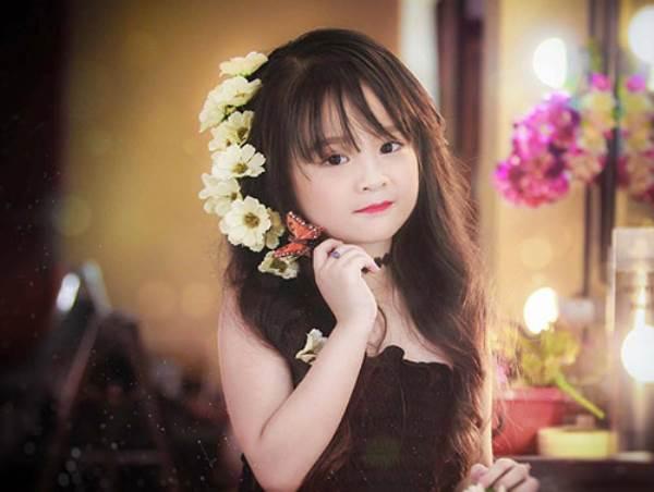 Bé gái Tuyên Quang 6 tuổi xinh đẹp như thiên thần trong truyện tranh - Ảnh 8
