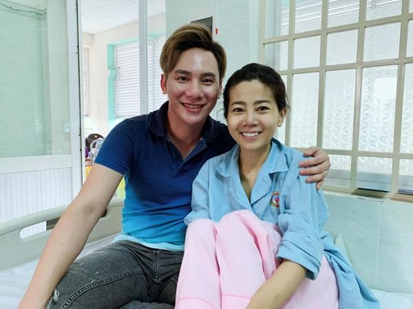Ảnh mới nhất của Mai Phương ở bệnh viện, xót xa khi biết tình trạng sức khỏe