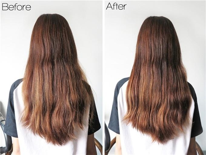 Bí kíp giúp tóc hết rụng, mượt mà không cần ra tiệm nhờ sữa chua - Ảnh 6