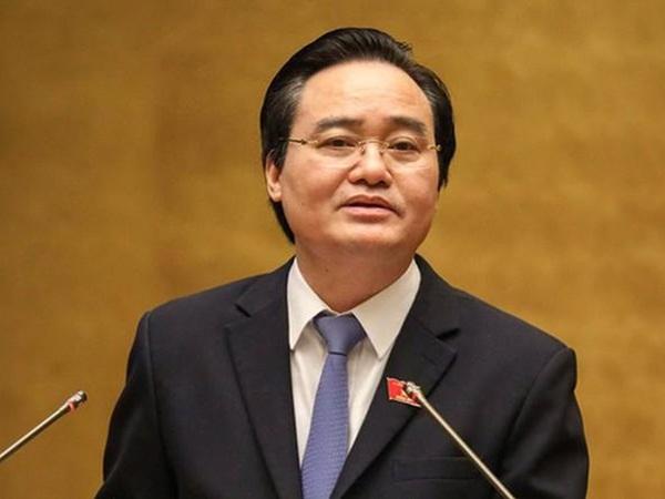 """Bộ trưởng Phùng Xuân Nhạ: """"Tính mạng, sức khỏe của học sinh, giáo viên là trên hết"""""""