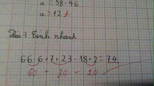 Thầy giáo tiểu học hoá giải tranh cãi 'cô sai hay trò sai' - Ảnh 1