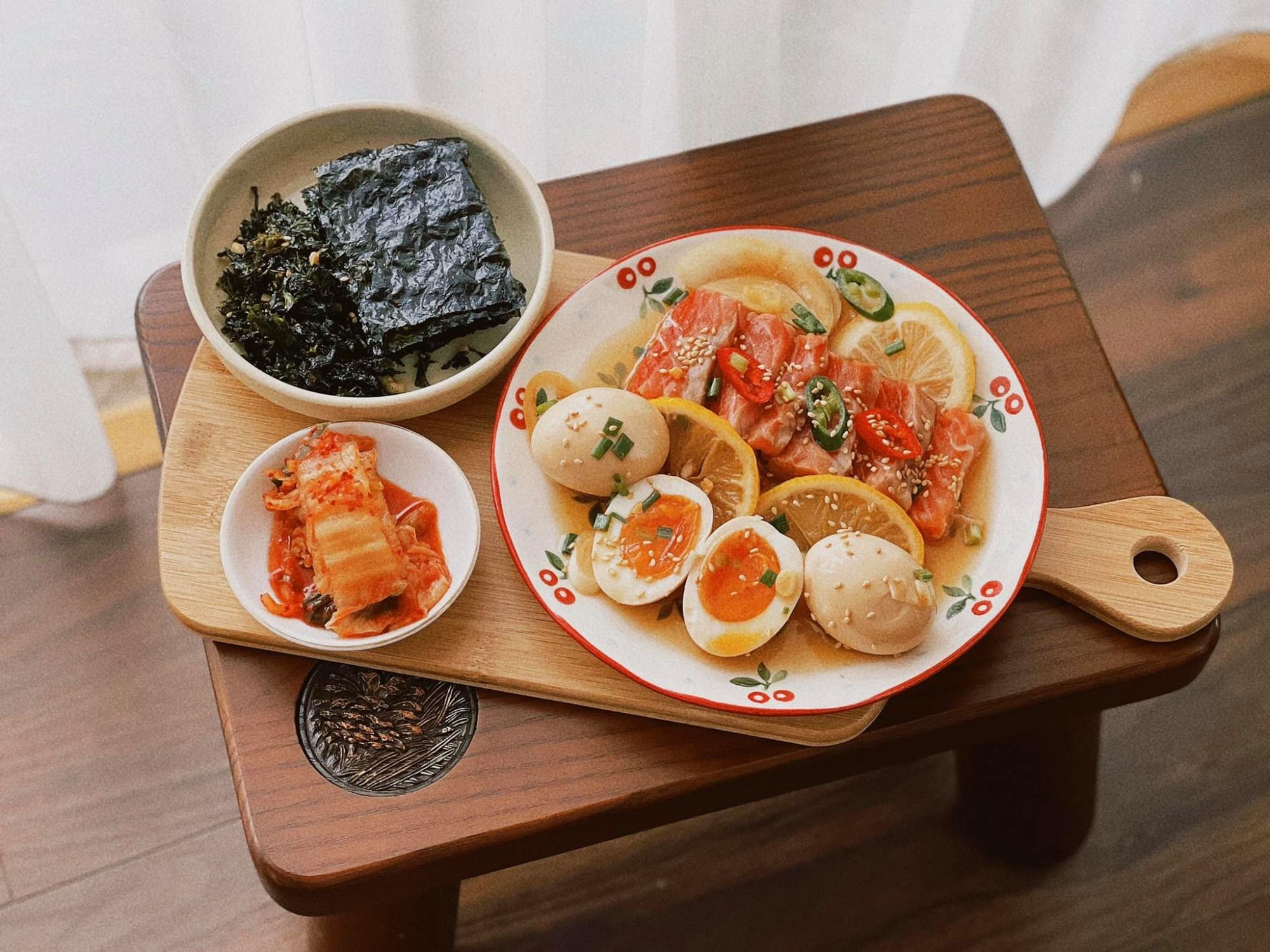 Cách làm cá hồi ngâm tương đậm vị, đưa cơm - ăn một miếng 'tay chân quắn quéo' vì quá ngon - Ảnh 6