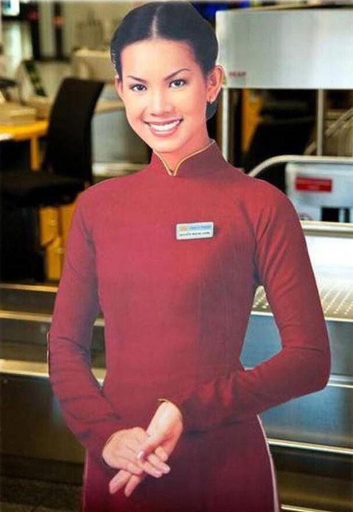 Cuộc sống bí ẩn của người phụ nữ từng là đại diện của Vietnam Airlines - Ảnh 1