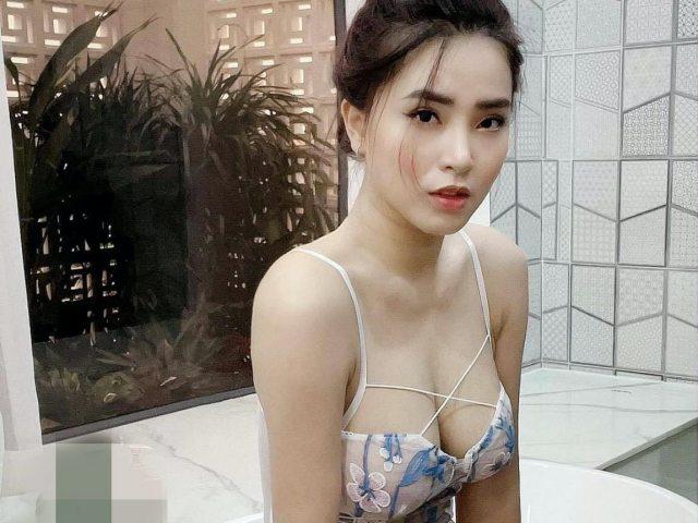 Ca sĩ Hải Băng bán hàng online ăn mặc gợi cảm 'chốt đơn' khiến nhiều người cảm thấy phản cảm - Ảnh 2