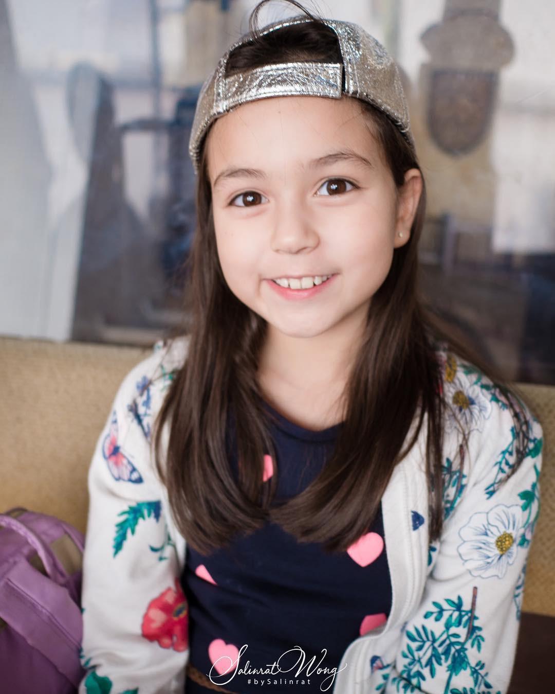 'Thiên thần nhí đẹp nhất Thái Lan' bất ngờ xuất hiện với nhan sắc 'đẹp như tạc tượng' sau 7 năm kể từ khi nổi tiếng - Ảnh 10