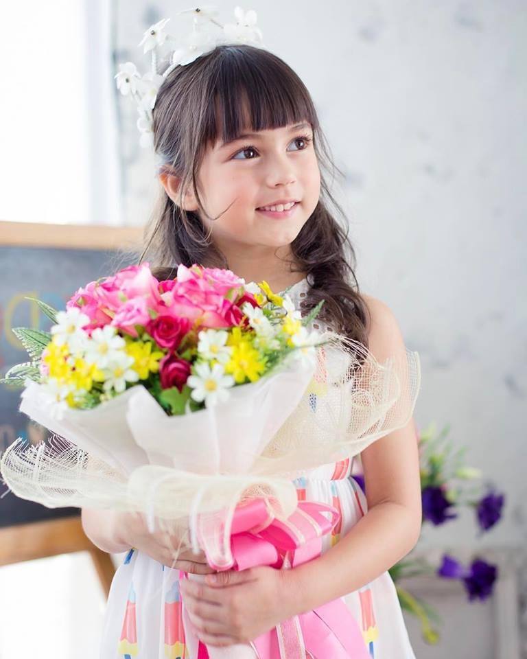 'Thiên thần nhí đẹp nhất Thái Lan' bất ngờ xuất hiện với nhan sắc 'đẹp như tạc tượng' sau 7 năm kể từ khi nổi tiếng - Ảnh 9