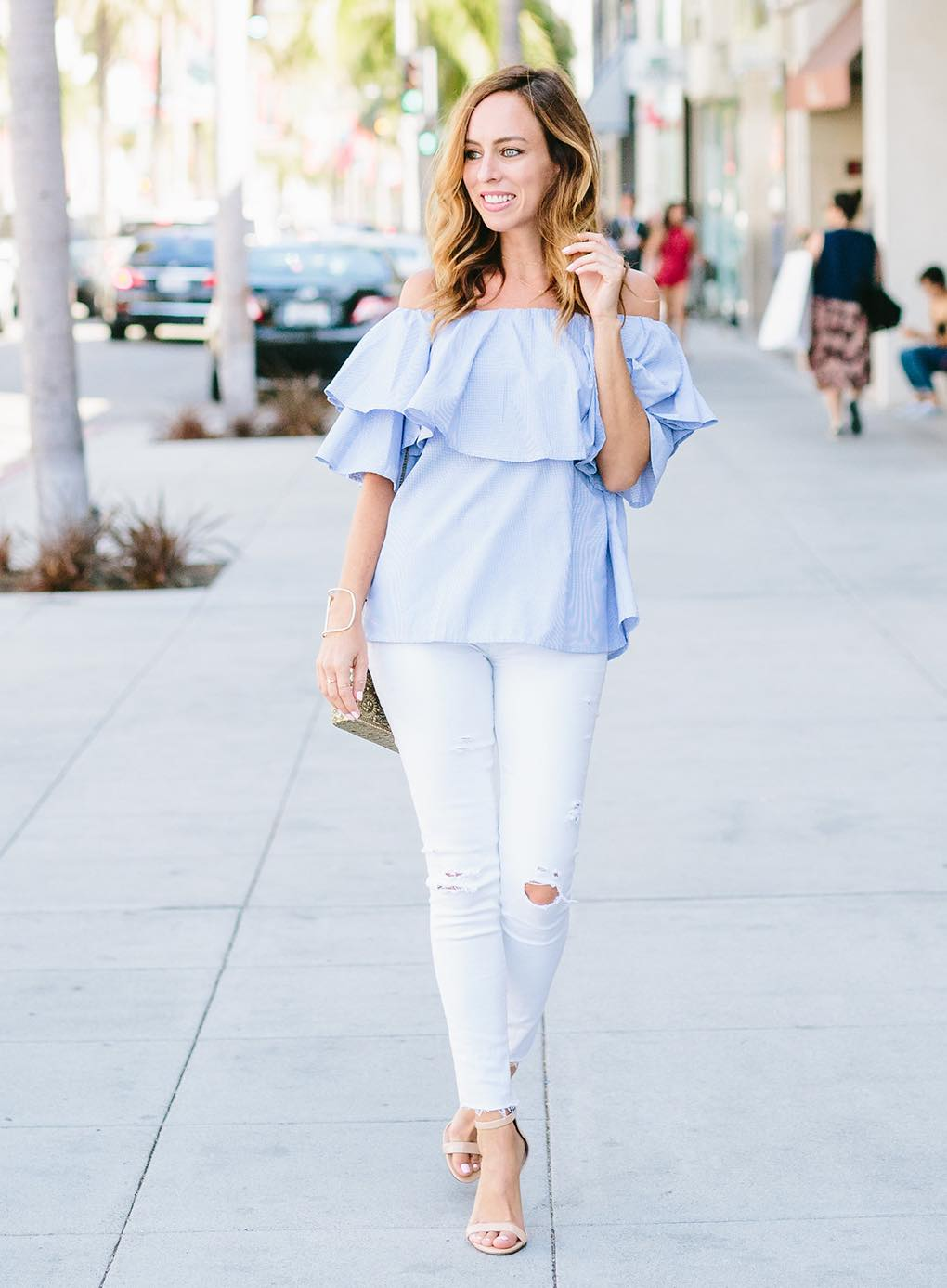 quan skinny jeans trang 1