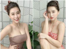 """Ca sĩ Hải Băng bán hàng online ăn mặc gợi cảm """"chốt đơn"""" khiến nhiều người cảm thấy phản cảm"""