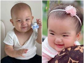 """Sao Việt 24h: Bé Minnie con gái Mạc Văn Khoa càng lớn càng đáng yêu, nhóc tỳ Leon liên tục tạo kiểu """"tấu hài"""" trước máy ảnh"""