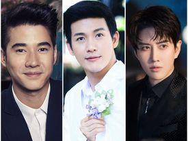 Ngắm loạt nhan sắc các nam thần ngôi sao Thái Lan không thua kém gì các 'oppa' Hàn Quốc