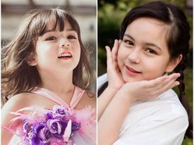 """""""Thiên thần nhí đẹp nhất Thái Lan"""" bất ngờ xuất hiện với nhan sắc """"đẹp như tạc tượng"""" sau 7 năm kể từ khi nổi tiếng"""