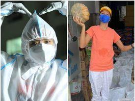 Sao Việt 24h: Tóc Tiên hát động viên cho các bệnh nhân ở khu cách ly, H'Hen Niê tích cực tham gia hỗ trợ người dân phòng dịch