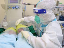 Số trẻ em dưới 16 tuổi mắc Coivd-19 ở TP.HCM đang có xu hướng tăng nhẹ