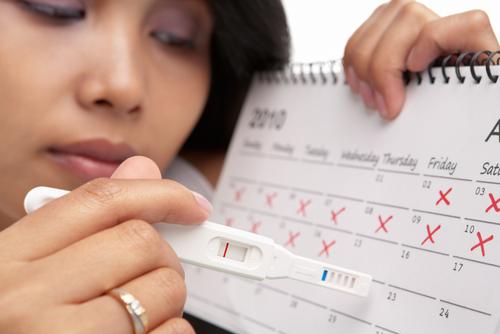 Thời điểm rụng trứng dễ thụ thai là gần với kỳ kinh nguyệt