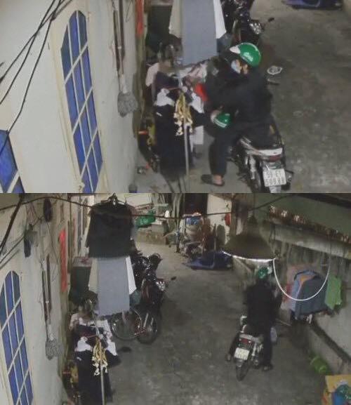 Clip: Nam thanh niên biến thái đột nhập khu trọ nữ sinh trộm sạch quần lót - Ảnh 1