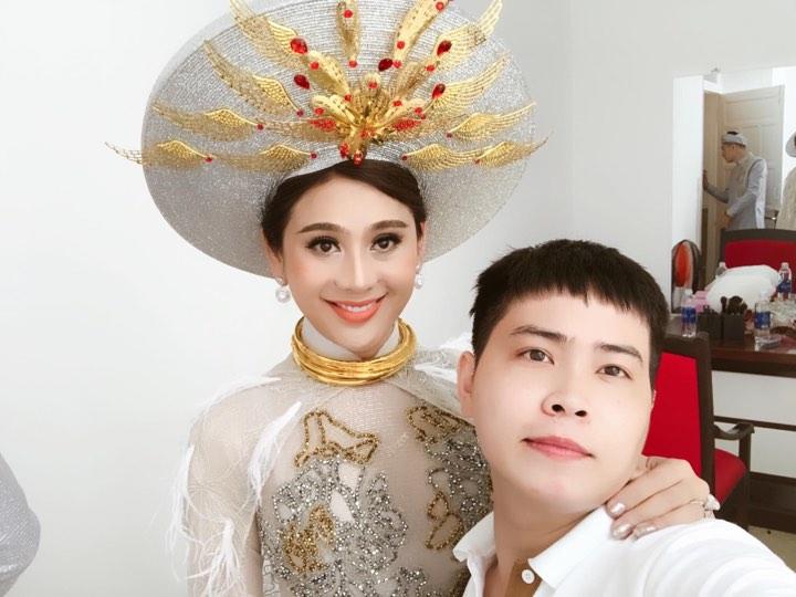Những chi tiết siêu độc và lạ chỉ xuất hiện trong đám cưới 'công chúa' Lâm Khánh Chi - Ảnh 11