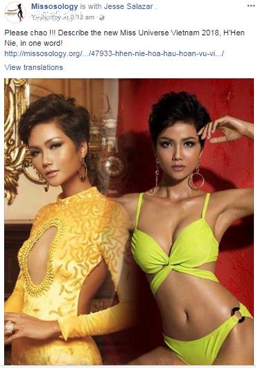 Phản ứng của cư dân mạng quốc tế khi H'Hen Niê đăng quang Hoa hậu Hoàn vũ Việt Nam - Ảnh 1