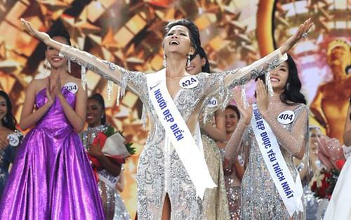 Phản ứng của cư dân mạng quốc tế khi H'Hen Niê đăng quang Hoa hậu Hoàn vũ Việt Nam - Ảnh 3