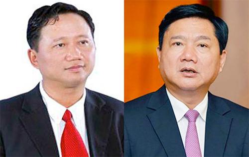 Hôm nay ông Đinh La Thăng, Trịnh Xuân Thanh hầu tòa - Ảnh 5