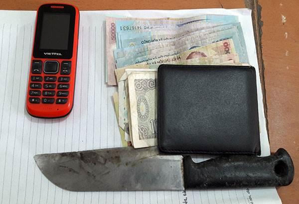 Lên cơn nghiện, cướp xe ôm lấy tiền mua ma túy - Ảnh 3