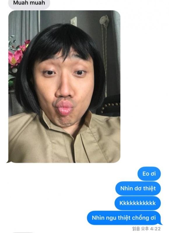 Ca ngợi nam thần Jang Dong Gun, Hari Won tranh thủ 'đá xoáy' ông xã Trấn Thành - Ảnh 5