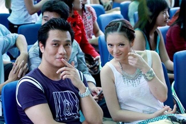 Lý Nhã Kỳ từng bị cho là nguyên nhân làm cho gia đình của diễn viên Việt Anh - Thùy Linh lung lay