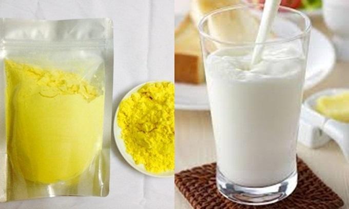 Cách uống sữa nghệ giúp da trắng bật tông không cần dùng kem - Ảnh 2