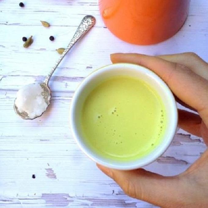 Cách uống sữa nghệ giúp da trắng bật tông không cần dùng kem - Ảnh 5
