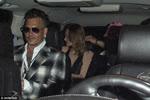 Johnny Depp xuất hiện tiều tụy giữa ồn ào ly hôn