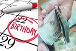 Nhìn ngày tháng năm sinh biết ngay số phận giàu nghèo, cần gì đi xem bói