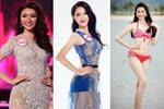 Ba người đẹp rút khỏi Hoa hậu Việt Nam trước chung kết