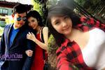 Bạn gái hot girl của Quang Lê gây bất ngờ với vòng 1 bất thường