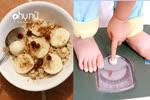 3 thực đơn ăn sáng giúp con tăng cân