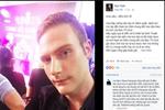 BTC xin lỗi Kyo York về việc bị mời ra khỏi thảm đỏ HHVN