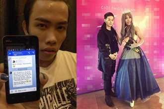 Bạn trai hot boy của Tùng Sơn bất ngờ bị vạch mặt dựa hơi để nổi tiếng và lợi dụng