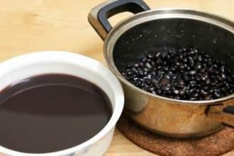 Uống nước đậu đen rang giảm 3 kg chỉ trong 1 tuần