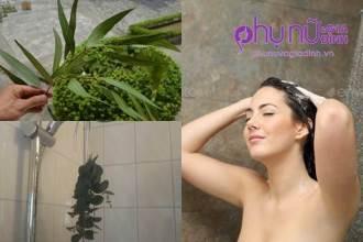 Treo 1 nhánh lá bạch đàn trong phòng tắm, bạn sẽ không tin vào điều xảy ra