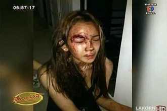 Sao nữ Thái Lan trầm cảm sau khi suýt bị thợ xây cưỡng bức