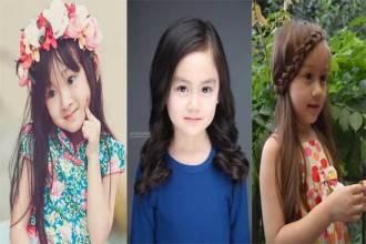 3 bé gái Việt lai Tây siêu đáng yêu có lượng fan áp đảo nghệ sĩ nổi tiếng