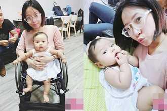 Sau hơn một năm, cuộc sống của cô gái khuyết tật mang bầu ngày nào vẫn khiến nhiều người bật khóc