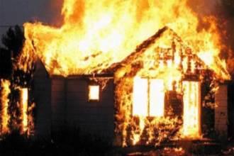 Hà Nội: Người phụ nữ chết cháy trong căn nhà lúc đêm khuya